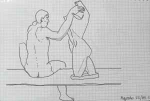 Dibujo anatómico